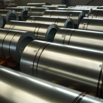 Stahl Coils